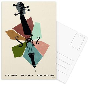 Bach - Cello Suites