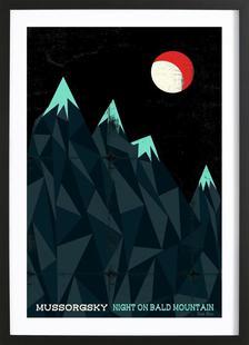 Mussorgsky - Night on Bald Mountain
