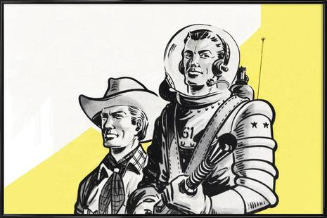 Astronauts and Cowboys