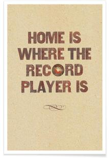 Home is where…