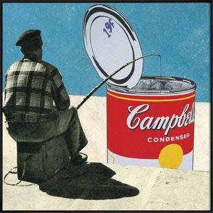 Fishing For Warhol