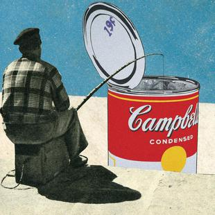 Fishing For Warhol