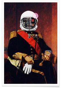 Space General Plug Man