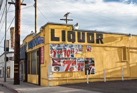 Liquor Store Culver City