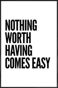 Nothing Worth