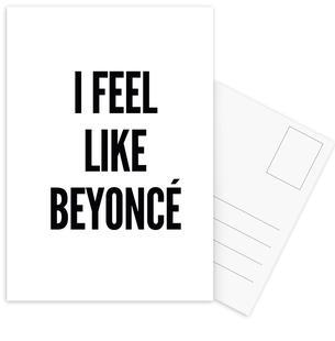 I Feel Like Beyonce