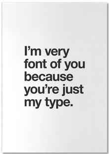 Font Of You
