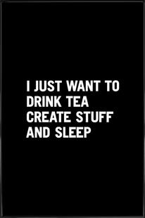 Tea Create Sleep White