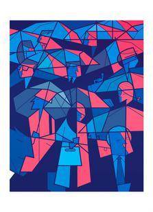 Tokyo Frames Rain