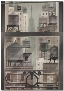 NYC Watertowers