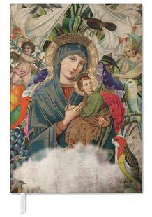 Saints: Madonna and Child