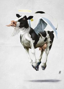 Holy Cow (wordless)