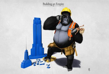 Building an empire (titled)