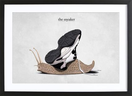 The sneaker (titled)