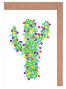 Festive Cacti - Lights On