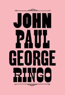 JOHN PAUL GEORGE & RINGO