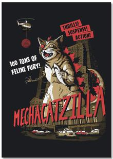 Mecha Catzilla