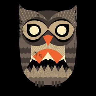 Owl Sunrise