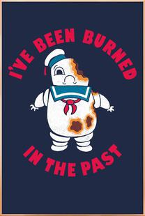Burned in the Past