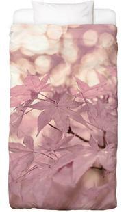 Rose Maple Leaves