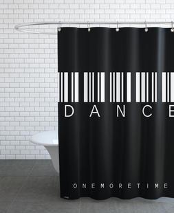 Barcode DANCE Black