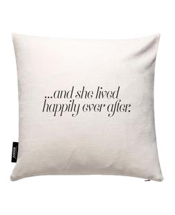 And She Lived Happily