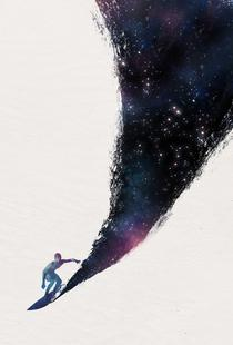 Surfing the Universe