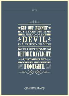 Friend of the Devil