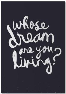 Whose Dream