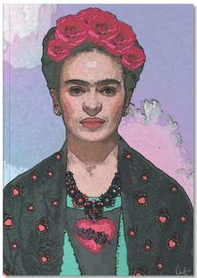 Trendy Frida Kahlo 3
