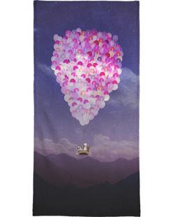 Never Stop Exploring Balloons