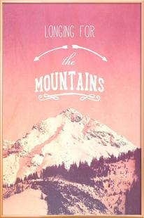 LONGING FOR THE MOUNTAINS