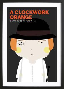 Little Orange clockwork