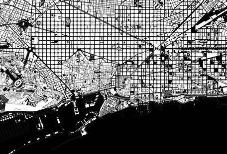 Barcelona Black & White