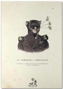 The powerful lemurians