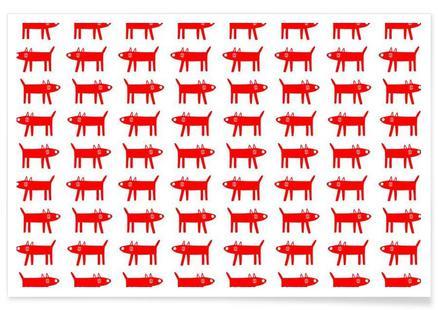 dog pattern 2