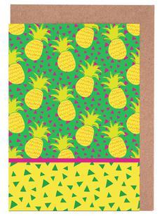 Falling Pineapples