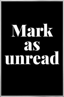 Mark As Unread