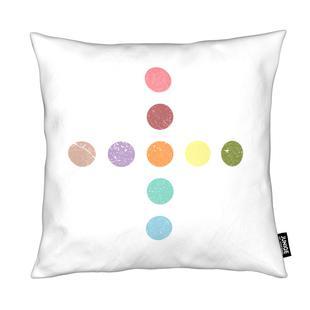 Color Dots Cross