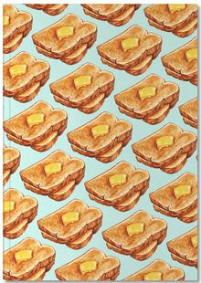 Buttered Toast Pattern