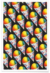 Snow Cone Pattern
