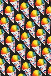 Snow Cone Pattern