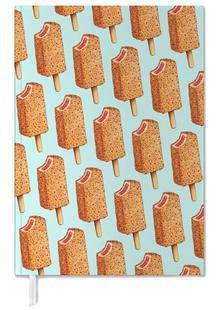 Strawberry Shortcake Popsicle Pattern