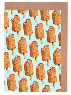 Strawberry Shortcake Popsicle Pattern
