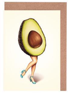 Fruit Stand - Avocado