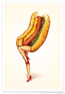 Hotdog Girl