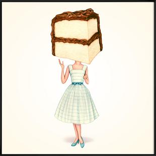 Cake Heads Chocolate