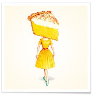 Cake Heads Lemon