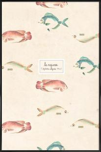 Las Mojarras Vert ( Poster)