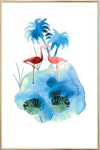 Flamingo Blues